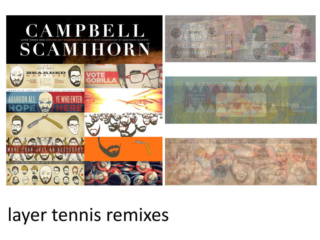 layer  tennis  remixes