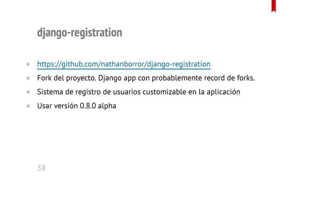 django-registration https://github.com/nathanbo...