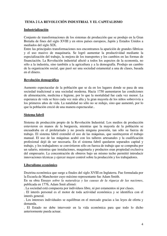 4 TEMA 2 LA REVOLUCIÓN INDUSTRIAL Y EL CAPITALI...