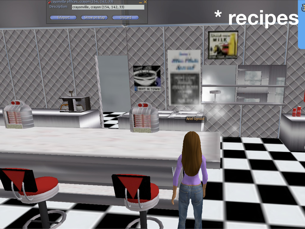 * recipes