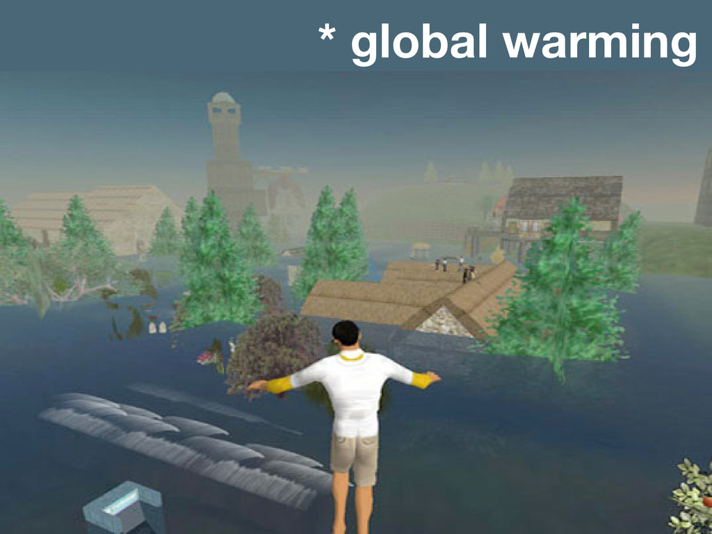 * global warming