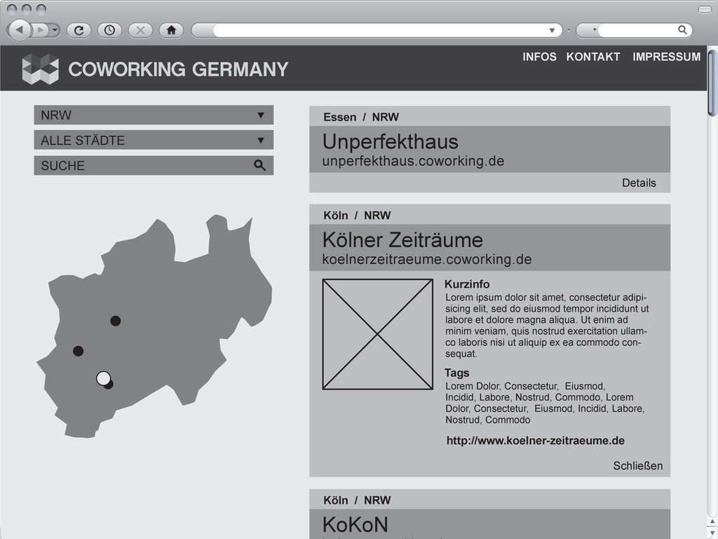 NRW ALLE STÄDTE SUCHE Unperfekthaus unperfektha...