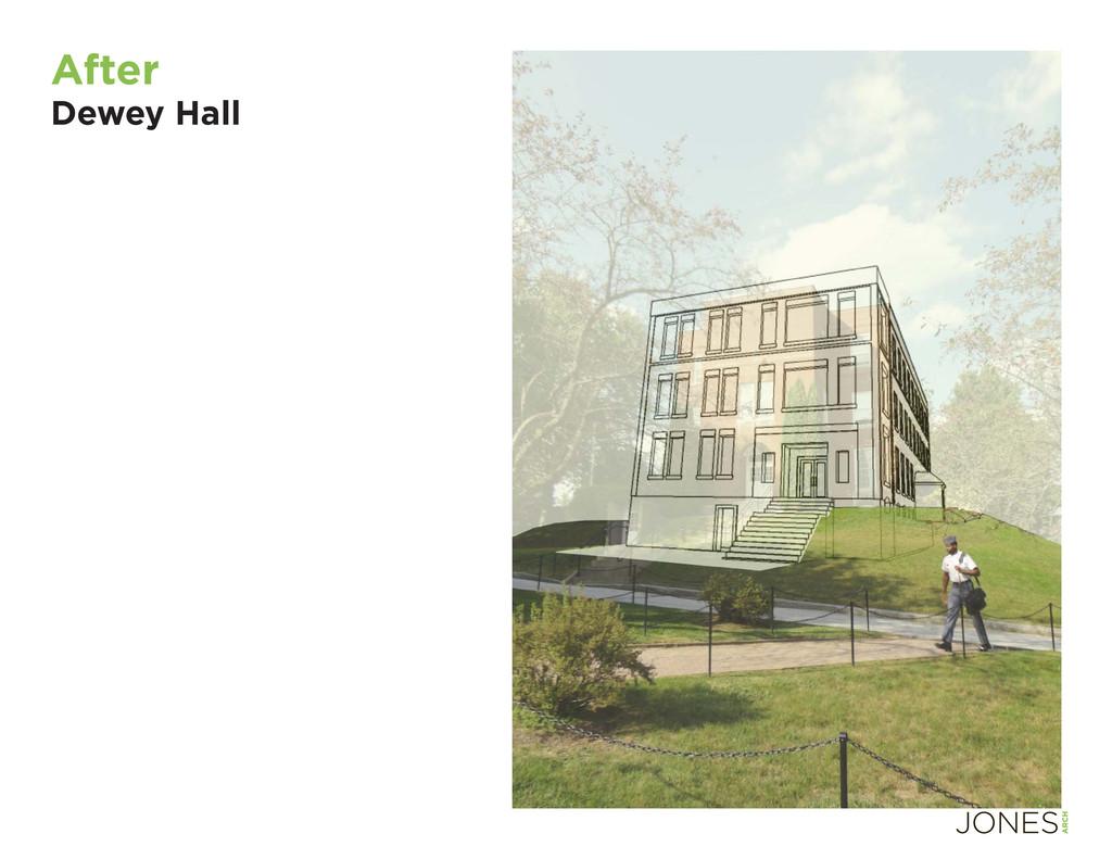 After Dewey Hall