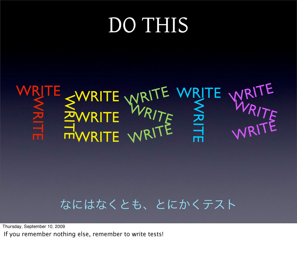 DO THIS WRITE WRITE WRITE WRITE WRITE WRITE WRI...