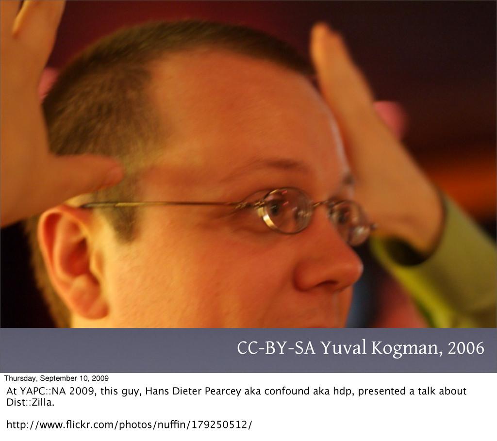 CC-BY-SA Yuval Kogman, 2006 Thursday, September...
