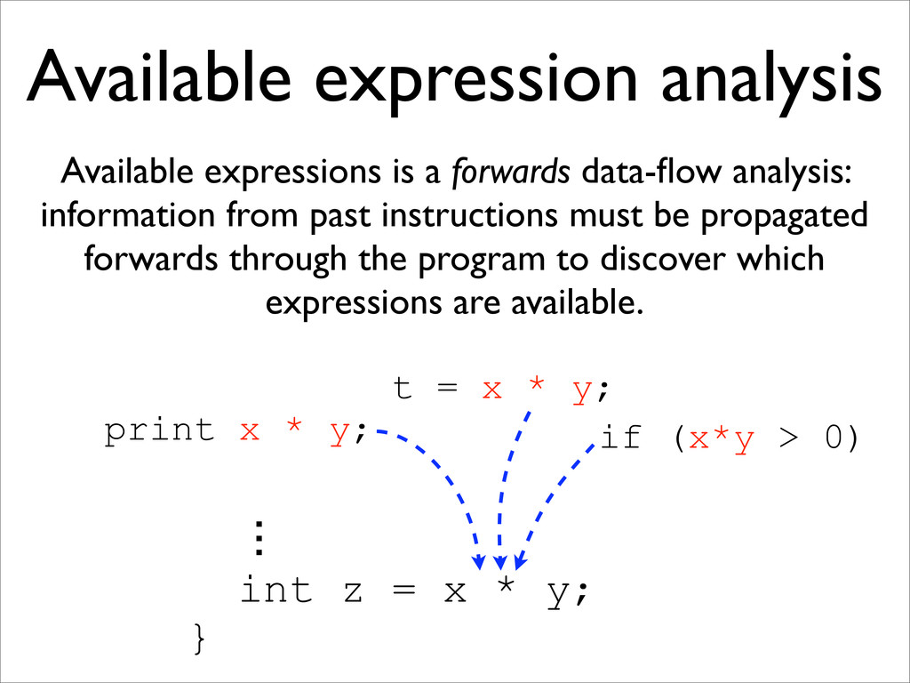Available expression analysis Available express...
