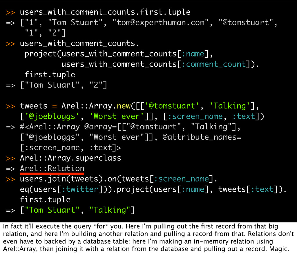 ">> users_with_comment_counts.first.tuple => [""1..."