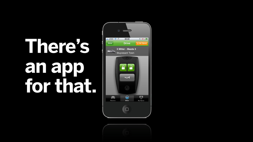 There's an app for that.