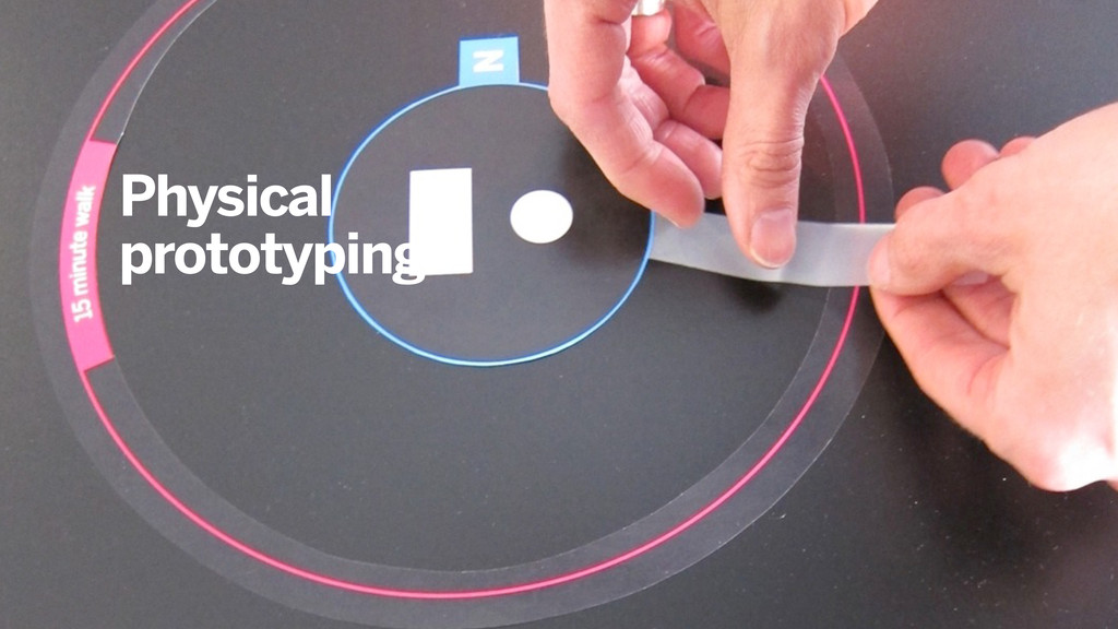 Physical prototyping