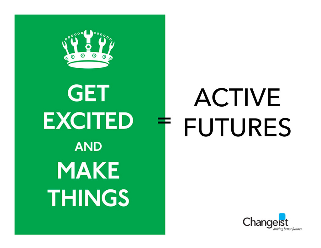 driving better futures ACTIVE FUTURES =