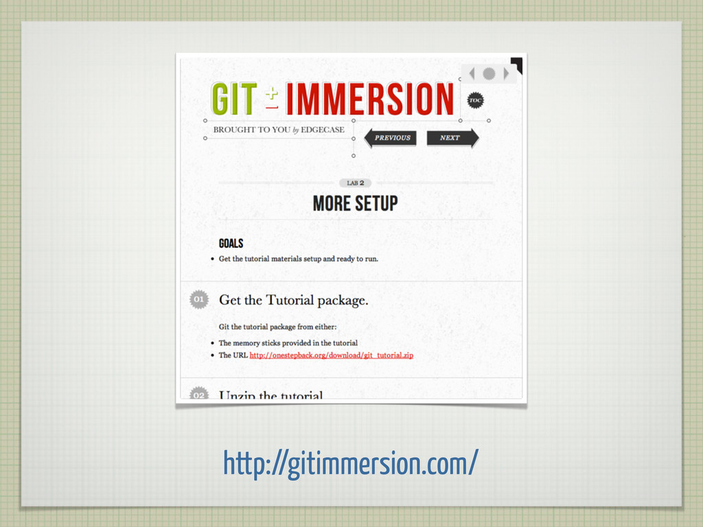 http://gitimmersion.com/
