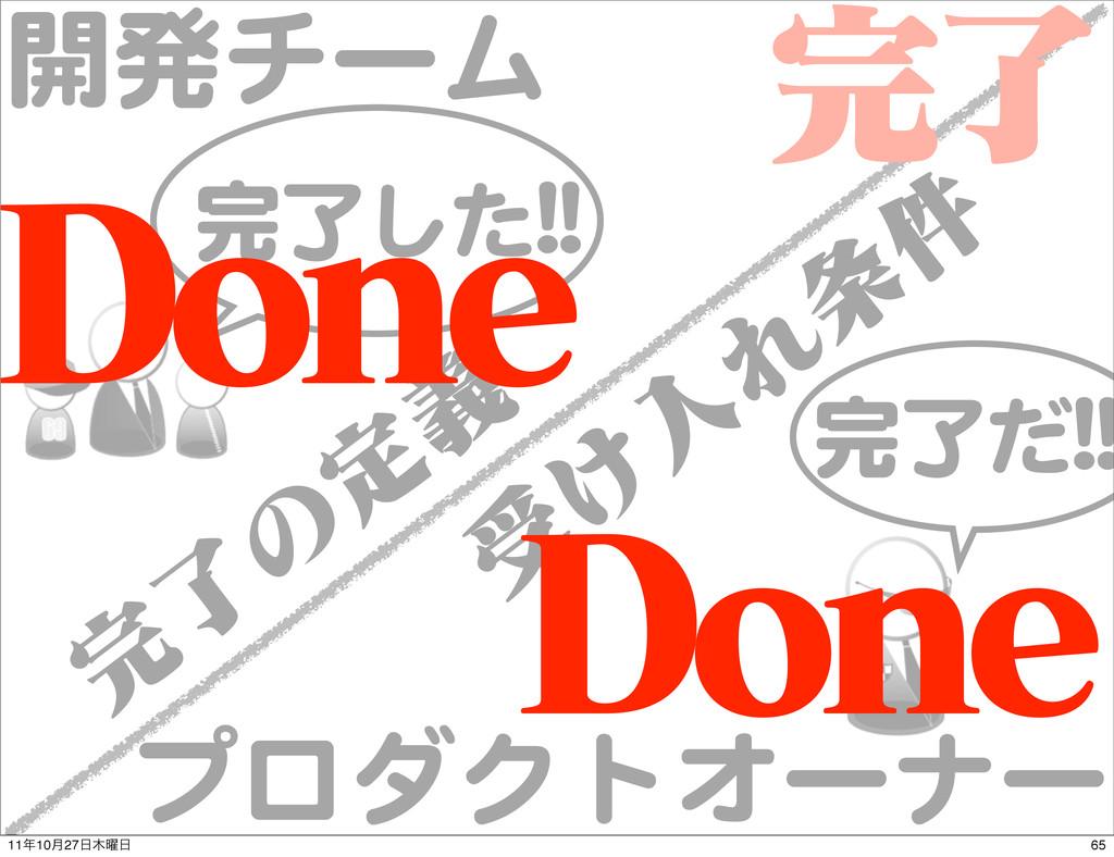 完了した!!!! 開発チーム プロダクトオーナー 完了だ!!!!  ྃ ͷ ఆ ٛ ྃ ड...