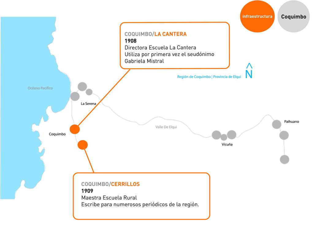 infraestructura Coquimbo COQUIMBO/CERRILLOS 190...