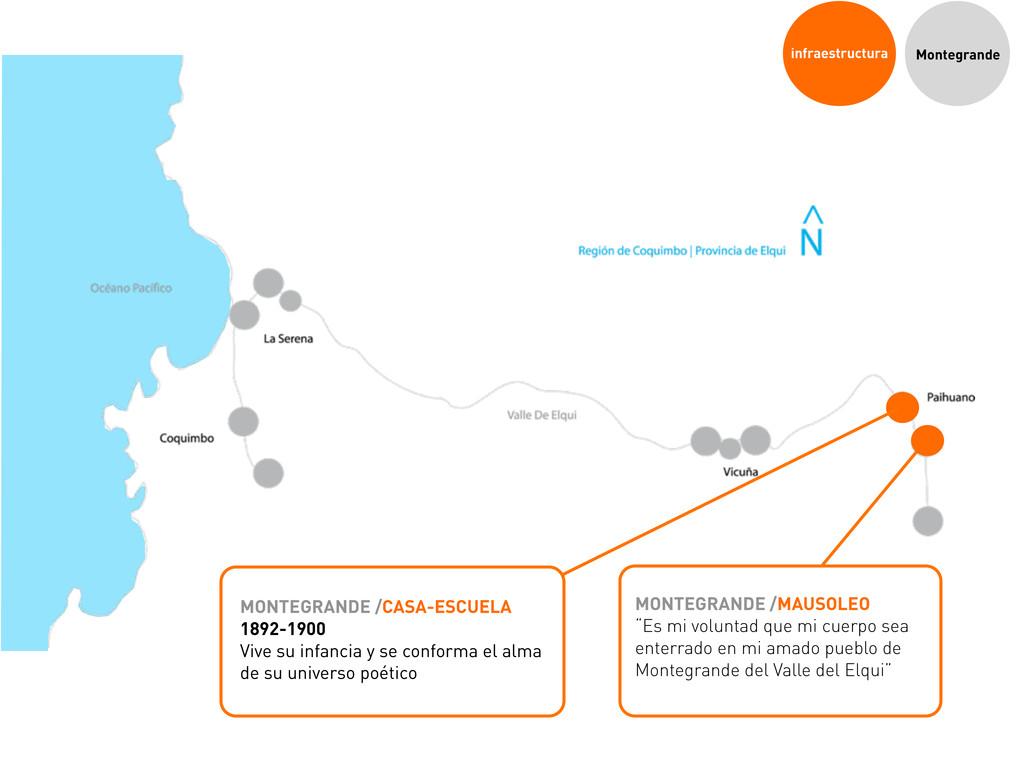 infraestructura Montegrande MONTEGRANDE /CASA-E...