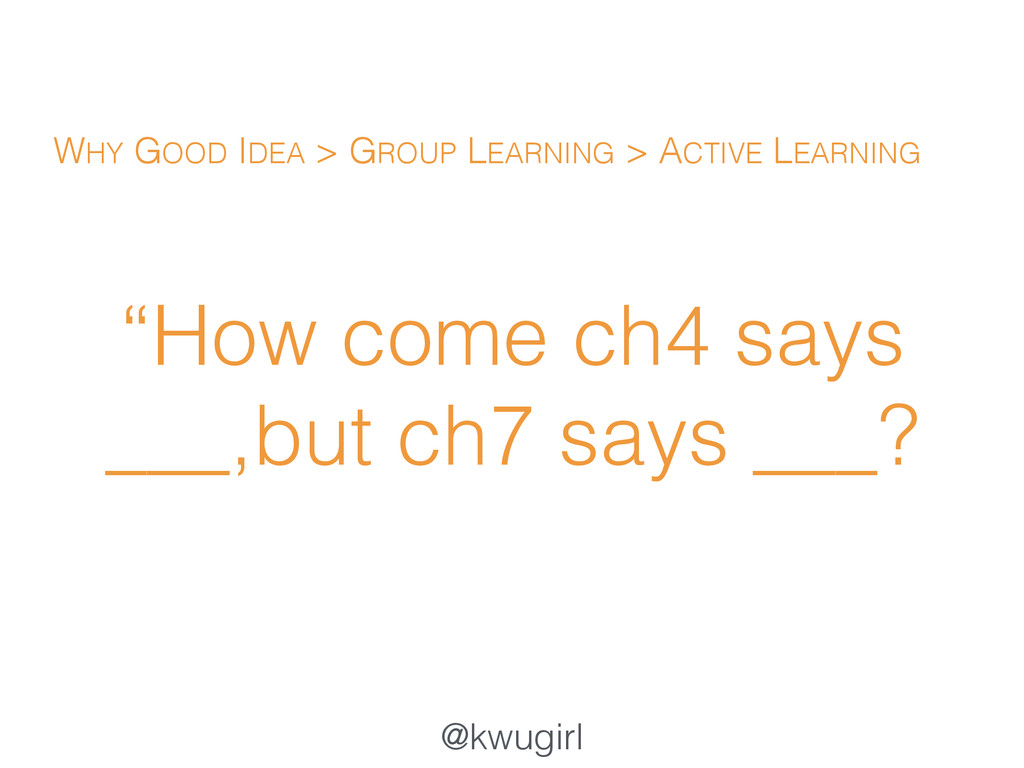 """@kwugirl """"How come ch4 says ___,but ch7 says __..."""