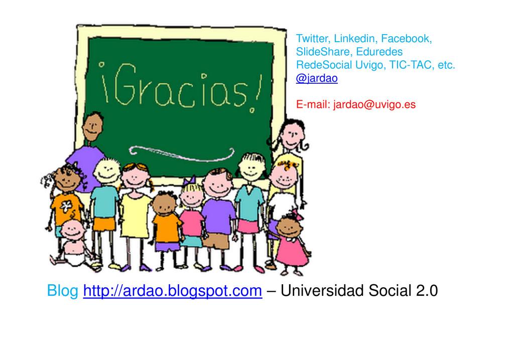 Blog http://ardao.blogspot.com – Universidad So...