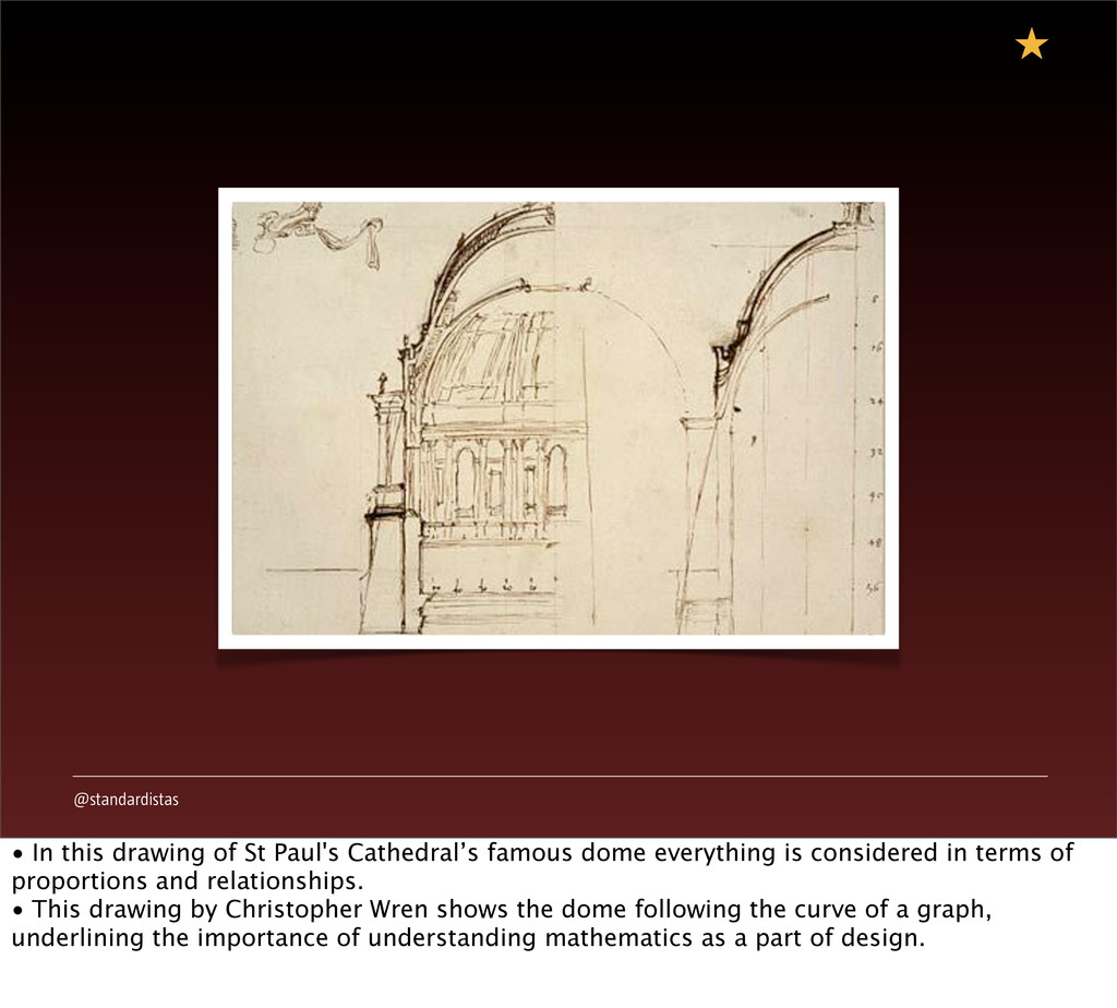 @standardistas • In this drawing of St Paul's C...