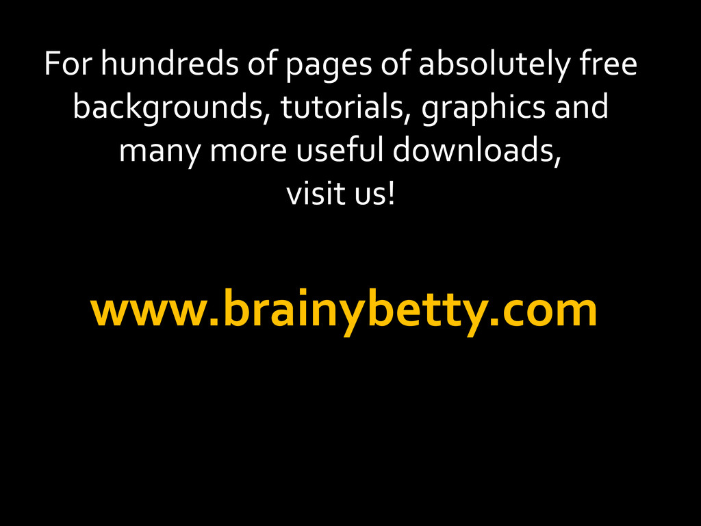 For hundreds of pages of absolutely free backgr...