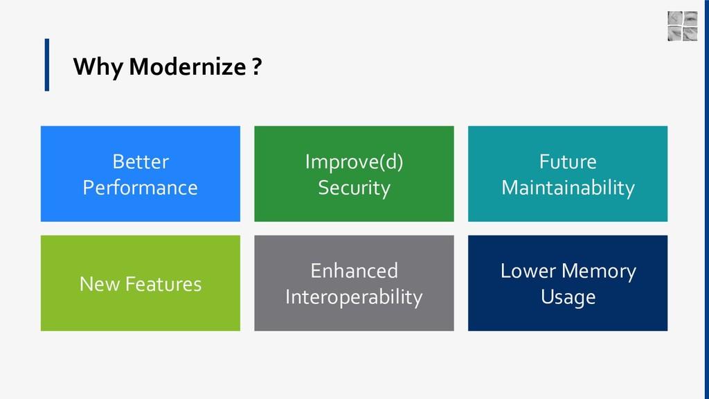 Lower Memory Usage Enhanced Interoperability Ne...