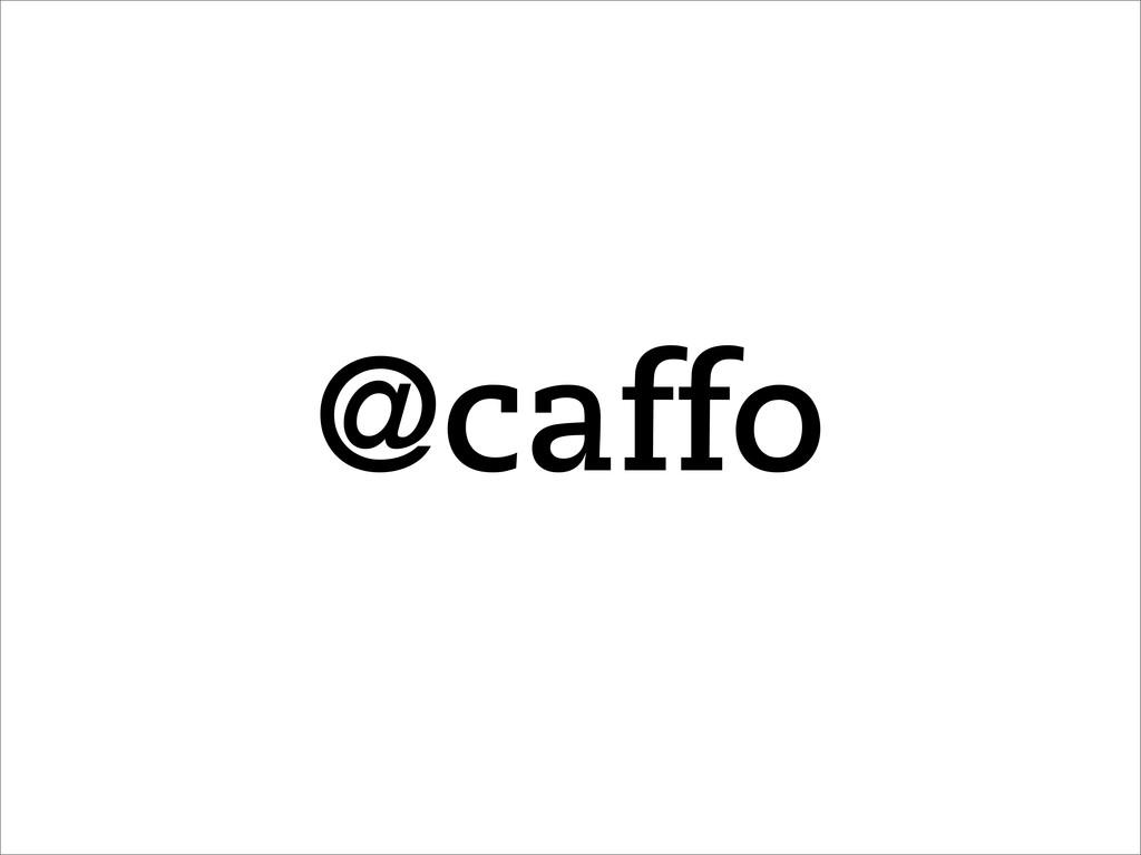@caffo