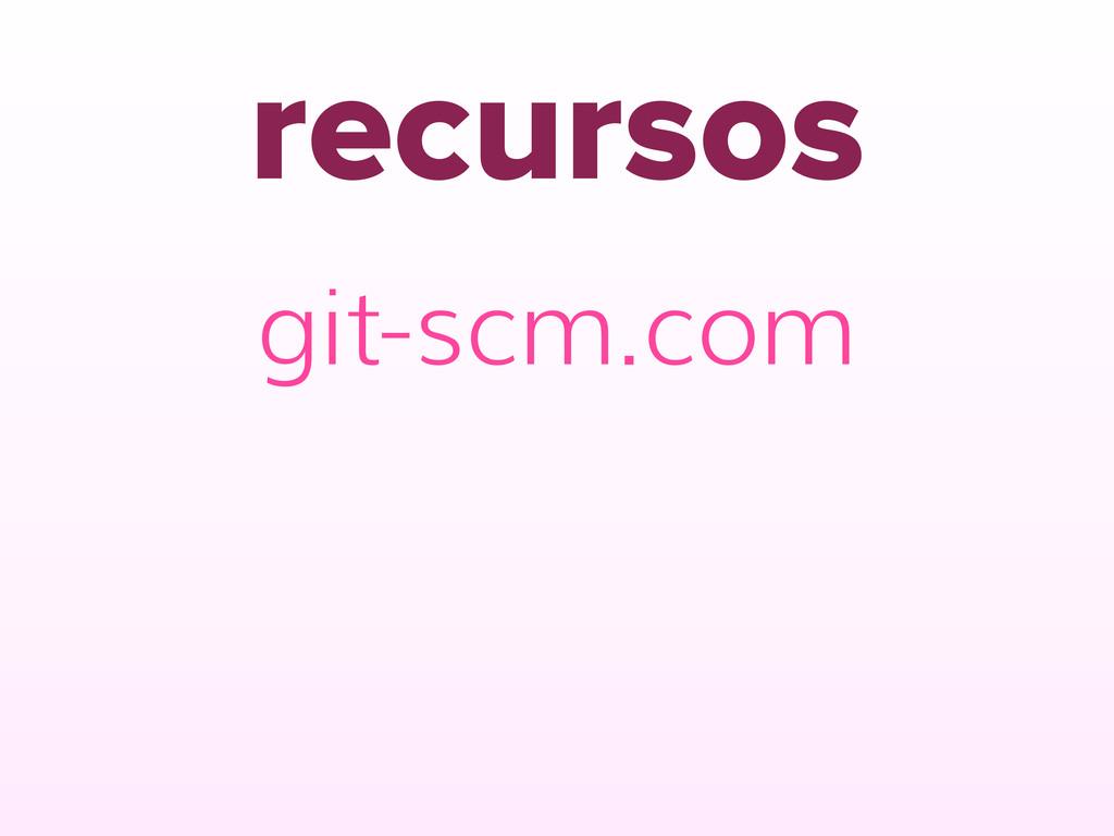 recursos git-scm.com