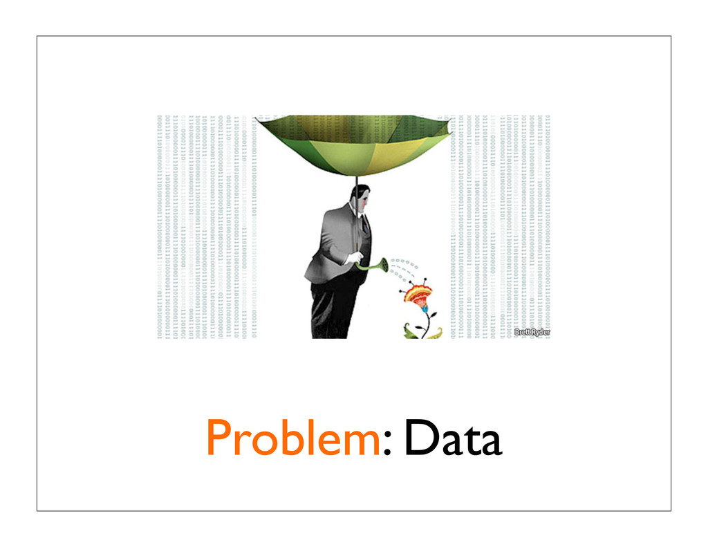 Problem: Data
