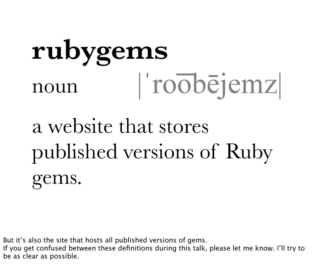 noun a website that stores published versions o...