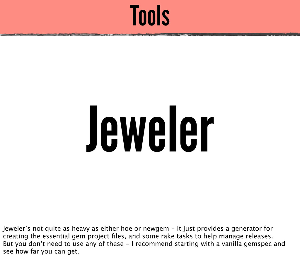 Tools Jeweler Jeweler's not quite as heavy as e...