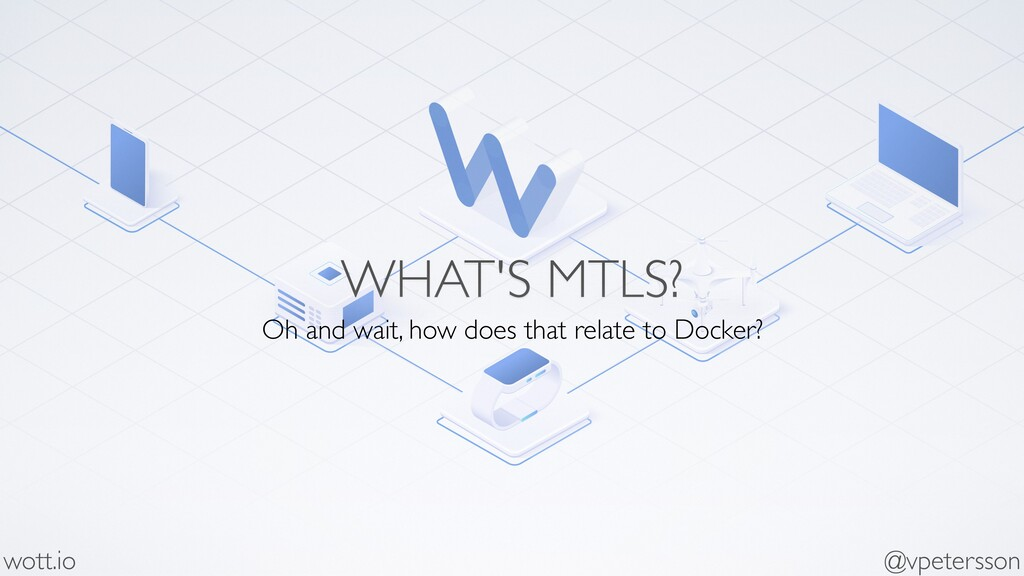 WHAT'S MTLS? Oh and wait, how does that relate ...