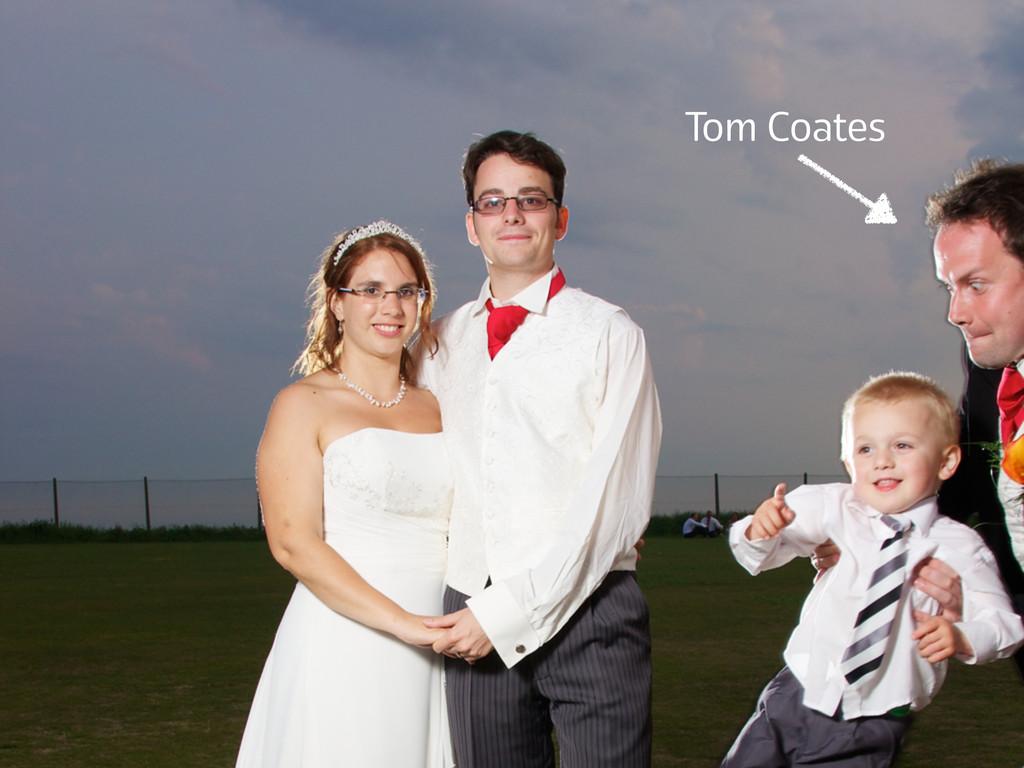 Lanyrd.com Tom Coates