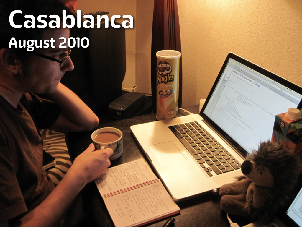 Casablanca August 2010