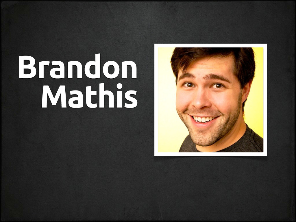 Brandon Mathis
