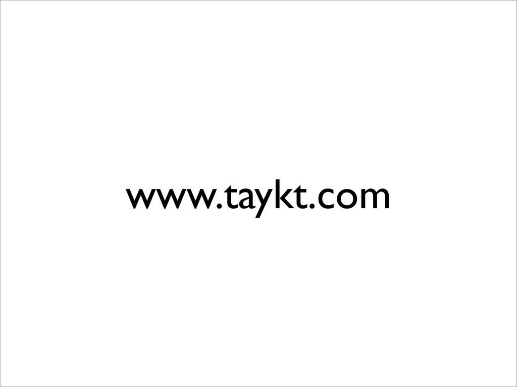 www.taykt.com