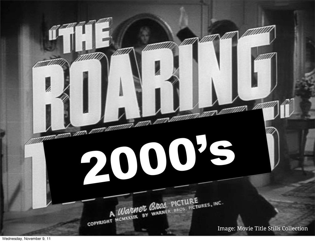 2000's Image: Movie Title Stills Collection Wed...