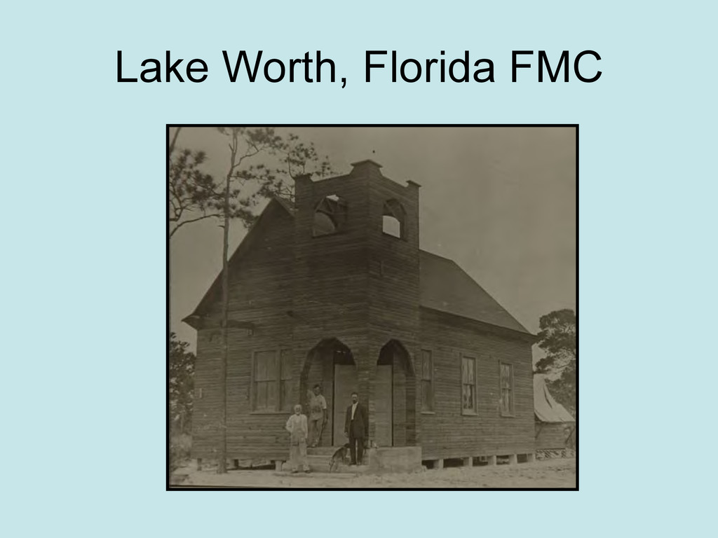 Lake Worth, Florida FMC