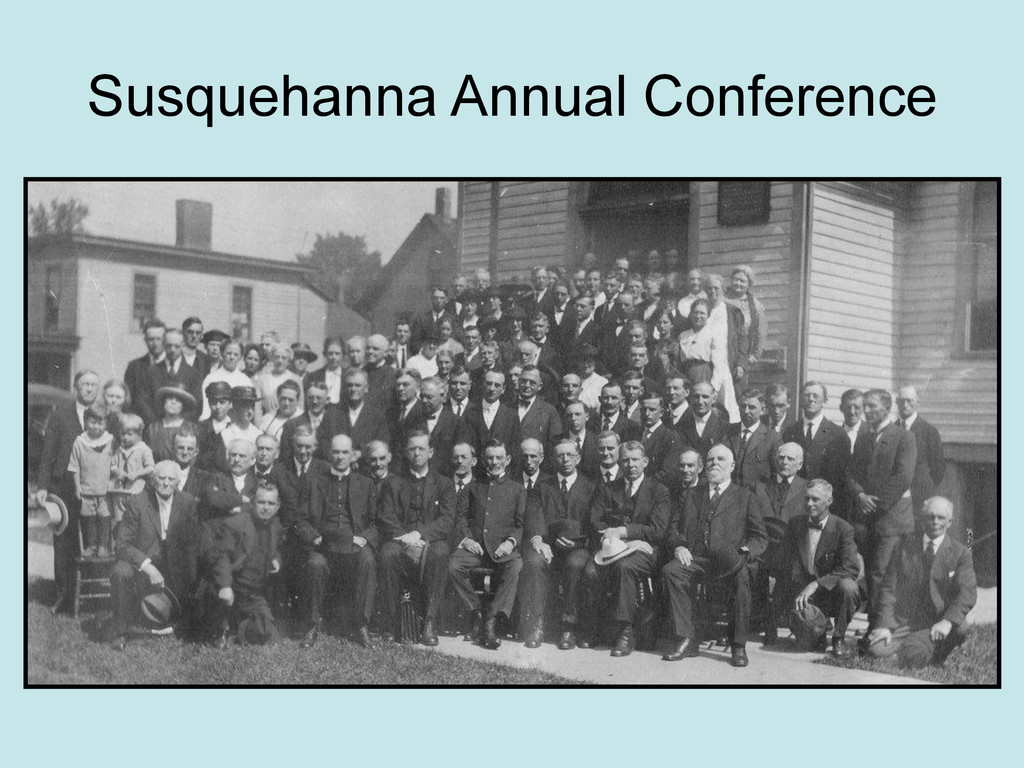 Susquehanna Annual Conference