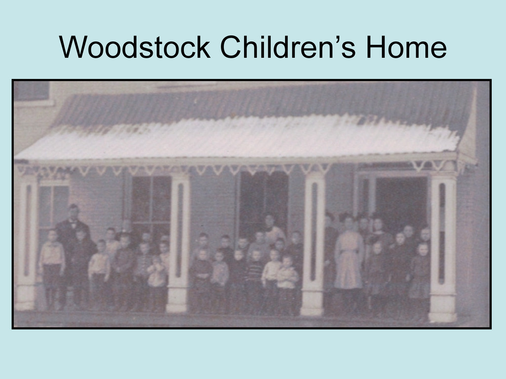 Woodstock Children's Home