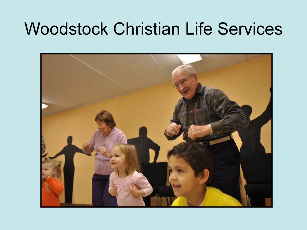Woodstock Christian Life Services