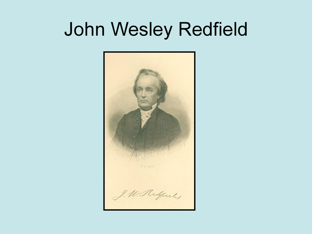 John Wesley Redfield