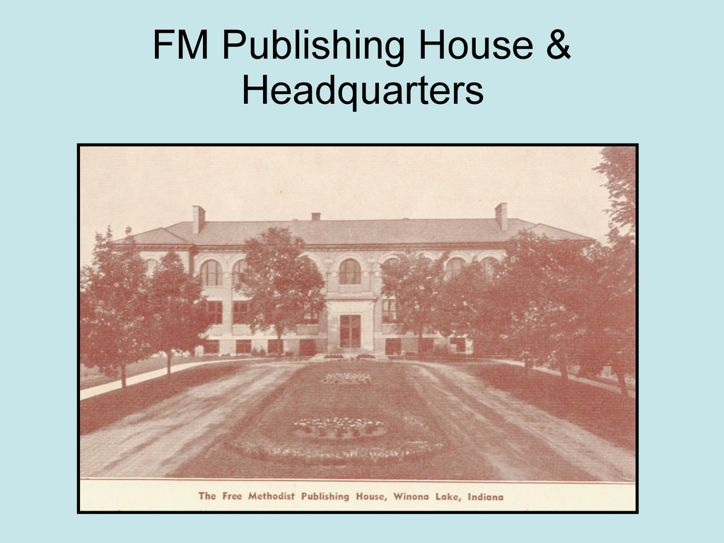 FM Publishing House & Headquarters