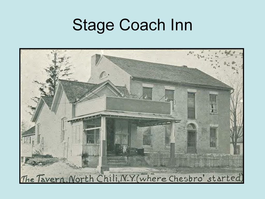 Stage Coach Inn