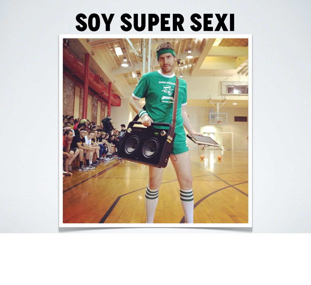 soy super sexi