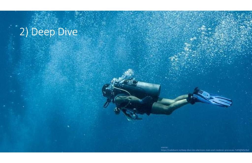 2) Deep Dive 2) Deep Dive 2) Deep Dive 2) Deep ...