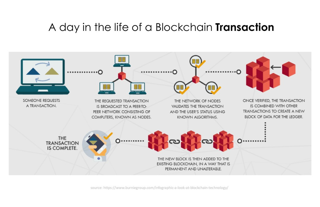 A day in the life of a Blockchain Transaction s...