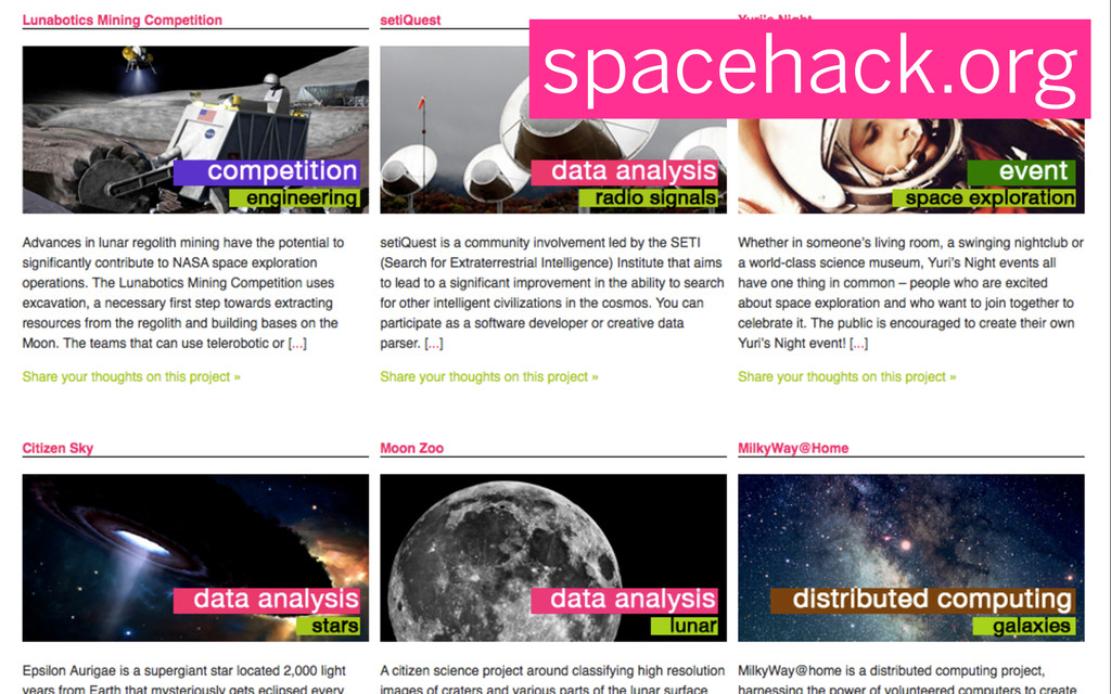 spacehack.org