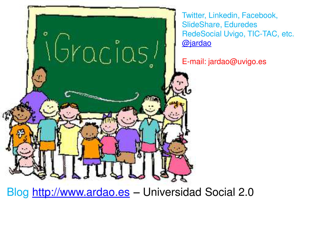 Blog http://www.ardao.es – Universidad Social 2...