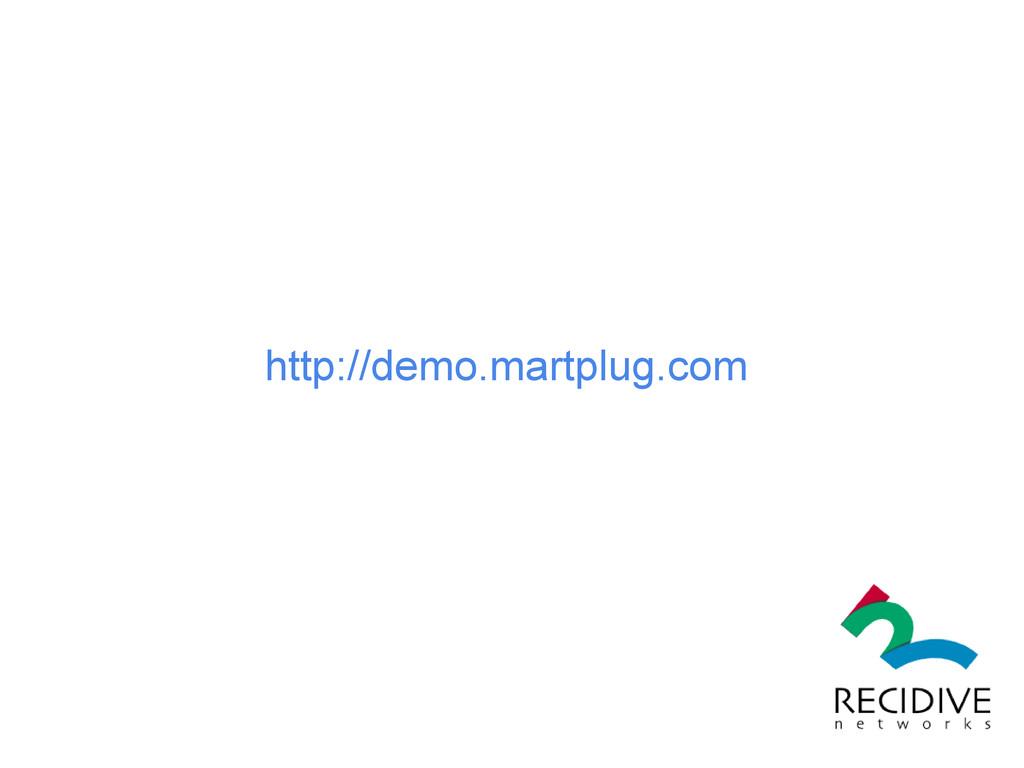 http://demo.martplug.com