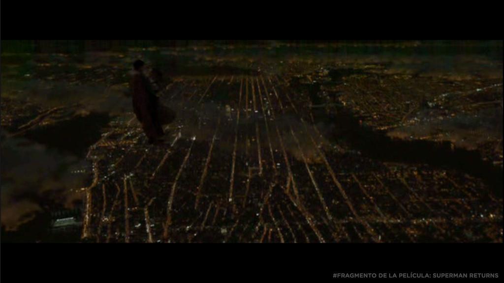 #FRAGMENTO DE LA PELÍCULA: SUPERMAN RETURNS