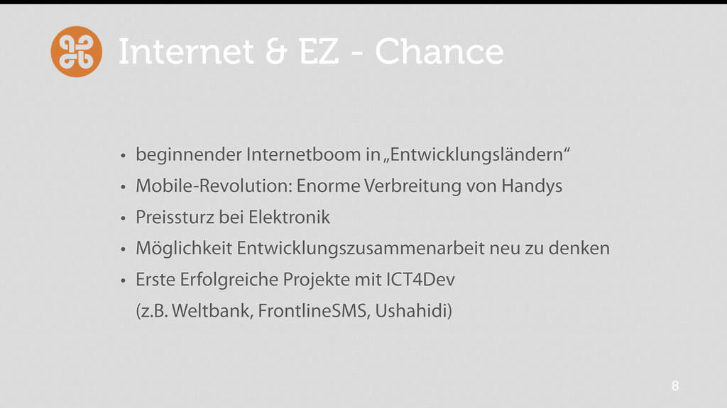 Internet & EZ - Chance • beginnender Internetbo...