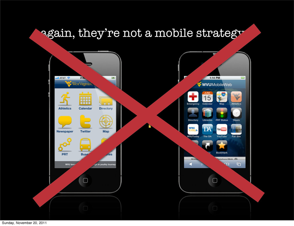 + again, they're not a mobile strategy... Sunda...